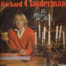 Disques de vinyle: RICHARD CLAYDERMAN LA MUSICA DE AMOR D-VARIOS-271. Lote 17182967
