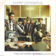 Discos de vinilo: JOHNNY COCOMOLLO Y SUS GANSTERS DEL RITMO - DIAS DE ESCUELA ( CHUCK BERRY) ** RCA 1982. Lote 18375245
