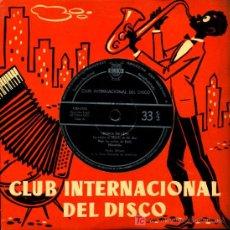 Discos de vinilo: ANDRE SILVANO - LA VUELTA AL MUNDO EN 80 DÍAS / BAJO LOS TECHOS DE PARÍS / NINOTCHKA Y 3 + - EP 1959. Lote 17216565