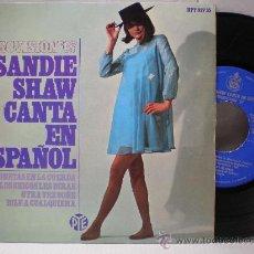 Discos de vinilo: SANDIE SHAW EUROVISION 67 /// 45 RPM ///. Lote 27121956