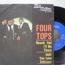 Vinyl records - FOUR TOPS 45 RPM - 27021962