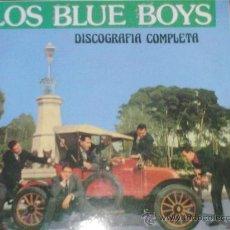 Discos de vinilo: LOS BLUE BOYS - DISCOGRAFÍA COMPLETA. Hª MÚSICA POP ESPAÑOLA Nº 89 (EL COCODRILO, 1991). Lote 25312083