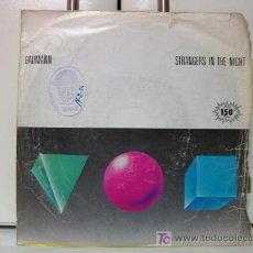 Discos de vinilo: BAUMANN - SINGLE - STRANGERS IN THE NIGHT - ARISTA 1983 (EX TANGERINE DREAM) BPY. Lote 17620548
