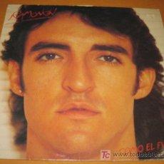 Discos de vinilo: RAMONCIN - COMO EL FUEGO - LP - EMI 1985 SPAIN 066-1220371 + LETRAS - MUY BUEN ESTADO. Lote 26193268