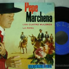 Discos de vinilo: PEPE MARCHENA 45 RPM. Lote 27429902