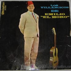 Discos de vinilo: SINGLE DE EMILIO EL MORO. Lote 22812034