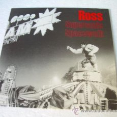 Discos de vinilo: SINGLE ROSS SUPERSONIC SPACEWALK BIG STAR VINILO. Lote 102780116