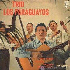 Discos de vinilo: TRÍO LOS PARAGUAYOS (EDITADO EN HOLANDA). Lote 21745906