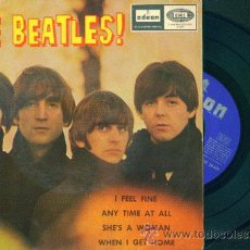 Discos de vinilo: THE BEATLES (I FEEL FINE, ETC). Lote 26620554