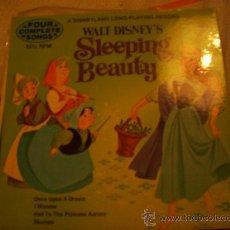 Discos de vinilo: WALT DYSNEY(SLEEPING BEAUTY). Lote 25829118