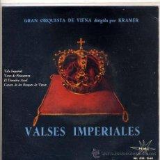 Discos de vinilo: VALSES DE VIENA - KRAMER (EP MARFER CR 541). Lote 17334990