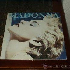 Discos de vinilo: MADONNA LP TRUE BLUE. Lote 22767668