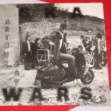 Discos de vinilo: *** ARTHUR KAY *** SKA WARS *** 1979 EP *** RED ADMIRAL *** LAST RESORT *** MOD SCOOTERS. Lote 25515537