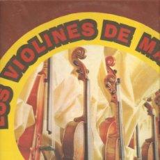 Discos de vinilo: LP LOS VIOLINES DE MACONDO - VALLENATAS Y BAILABLES DE COLOMBIA - HOMENAJE GABRIEL GARCIA MARQUEZ . Lote 17356103