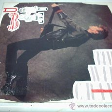 Discos de vinilo: 12 - MAXI - DAVID BOWIE - TIME WILL CRAWL EMI 1987 USA. Lote 17360513
