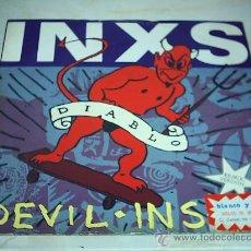 12 - MAXI - devil inside mercury 1984 uk