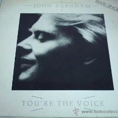 Discos de vinilo: 12 - MAXI - JOHN FARNHAM - YOURE THE VOICE RCA 1987 MADRID. Lote 17362086