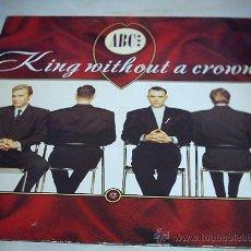 Discos de vinilo: 12 - MAXI - A.B.C.- KING WITHOUT CROWN PHONOGRAM 1987 UK. Lote 17362376