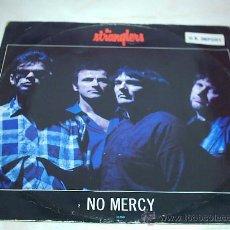Discos de vinilo: 12 - MAXI - THE STRANGLERS - NO MERCY EPIC 1984 UK. Lote 21622272