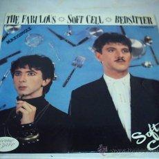 Discos de vinilo: 12 - MAXI - SOFT CELL - BEDSITTER VERTIGO 1982 MADRID. Lote 26632512