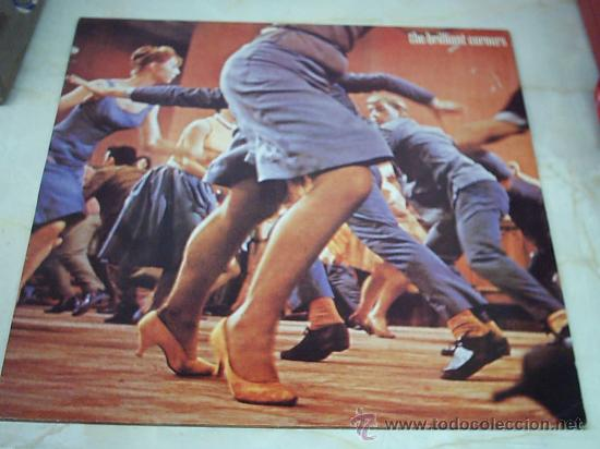 12 - MAXI - THE BRILLIANT CORNERS - DELILAN SAHDS RADICAL 1987 VALENCIA (Música - Discos de Vinilo - Maxi Singles - Rock & Roll)