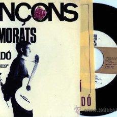 Discos de vinilo: EP MARTI LLAURADO MEJOR QUE NUEVO PERFECTISIMO ESTADO CANTA 4 POEMES SALVAT. Lote 17378112