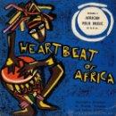 Discos de vinilo: HEARTBEAT OF AFRICA - AFRICAN FOLK MUSIC - VINILO EDITADO EN KENIA. Lote 27363838