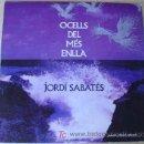 Discos de vinilo: JORDI SABATES LP SPAIN SCAT BOSSA DANCER OCELLS DEL .. PROGR JAZZ - EDICION ORIGINAL. Lote 27380334