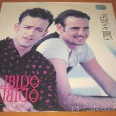 Discos de vinilo: LIBIDO LIBIDO - SOBRE LA MARCHA - LP - KONGA MUSIC CXLP-159 S/F SPAIN - NUEVO - MINT SEALED. Lote 101850359