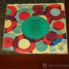 Discos de vinilo: TOMMY STEEL EP SERAS TU+3 ESPAÑOL AÑO 57 ROCK & ROLL. Lote 22403200