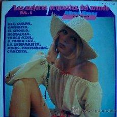 Discos de vinilo: LP - ALFRED HAUSE Y SU ORQUESTA - LAS MEJORES ORQUESTAS DEL MUNDO VOL. 2. Lote 23711740