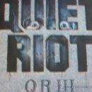 Discos de vinilo: QUIET RIOT,QR III DEL 86 EDICION ESPAÑOLA. Lote 161008468
