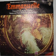 Discos de vinilo: EMMANUELLE. Lote 17485596