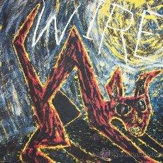 Discos de vinilo: THE HORNY TOADS,WIRED MINI LP. Lote 17494025
