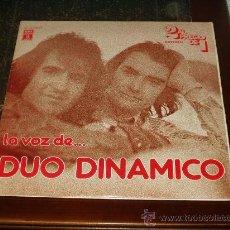 Discos de vinilo: DUO DINAMICO DOBLE LP LA VOZ.... Lote 96037403