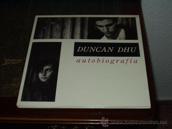 DUNCAN DHU LP DOBLE AUTOBIOGRAFIA (Música - Discos - LP Vinilo - Grupos Españoles de los 70 y 80)