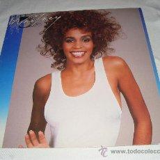 Discos de vinilo: LP - WHITNEY HOUSTON WHITNEY. Lote 245397455