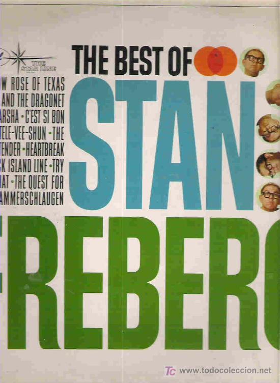 THE BEST OF STAN FREBERG - C`EST SI BON ** CAPITOL ENGLAND 1963 (Música - Discos - LP Vinilo - Orquestas)