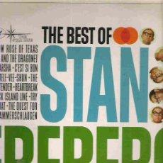 Discos de vinilo: THE BEST OF STAN FREBERG - C`EST SI BON ** CAPITOL ENGLAND 1963. Lote 17533463