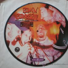 Discos de vinilo: COMIN' CORRECT - HARCORE PRIDE - (2000) PICTURE DISC LIMITED EDITION - HARDCORE MINI LP. Lote 20544002