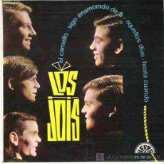 Discos de vinilo: LOS JOIS - EL CAMELLO ** EP BERTA 1967 ** DIFICIL. Lote 18710411