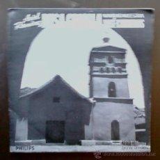 Discos de vinilo: ARIEL RAMIREZ - MISA CRIOLLA - SPAIN PROMO SG 1988 - CARA B: NAVIDAD NUESTRA - JOSÉ CARRERAS. Lote 17530026