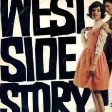 Discos de vinilo: 10 PULGADAS - WEST SIDE STORY (ORLADOR 30.033) VER FOTO. Lote 17544190