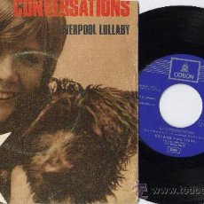 Discos de vinilo: CILLA BLACK CONVERSATIONS BEATLES RELATED P/C SPAIN. Lote 26273827