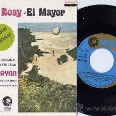 Discos de vinilo: MAURICE JARRE RYAN´S DAUGHTER BSO SPAIN. Lote 26361356