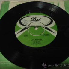 Discos de vinilo: PAT BOONE ( I'LL BE HOME - TUTTI-FRUTTI ) SWEDEN SINGLE45 DOT. Lote 17572204
