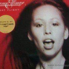 Discos de vinilo: YVONNE ELLIMAN,NIGHT FLIGHT EDICION ESPAÑOLA DEL 78. Lote 195256615