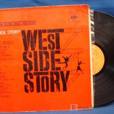 Discos de vinilo: - WEST SIDE STORY - NATALIE WOOD - CBS APS 60.001. Lote 21533524