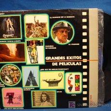 Discos de vinilo: - GRANDES ÉXITOS DE PELÍCULAS - VOL. 3 - BELTER ESPAÑA 1973 - VER FOTOS. Lote 24198653