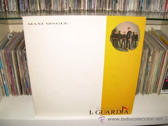 LA GUARDIA - CUANDO BRILLE EL SOL (Música - Discos - LP Vinilo - Grupos Españoles de los 90 a la actualidad)